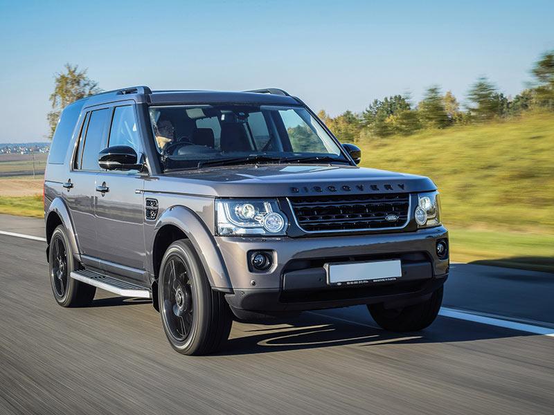 Land Rover Service in Cheltenham